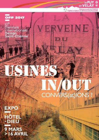 "Exposition """"usines in/out convers(at)ions?"""